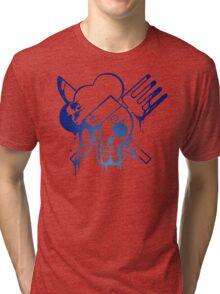 Sanji - post timeskip Tri-blend T-Shirt