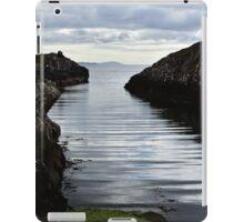 Narrow passage iPad Case/Skin