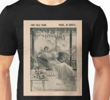 Artist Posters Jenness Miller Monthly August 1895 0733 Unisex T-Shirt
