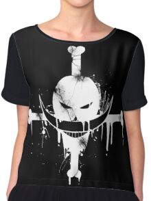Whitebeard Pirates - white Chiffon Top