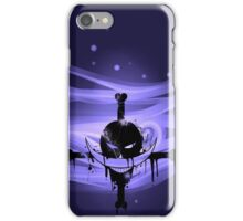 Whitebeard Pirates - black iPhone Case/Skin