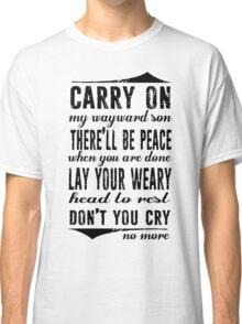 Spn Wayward sons (black version) Classic T-Shirt