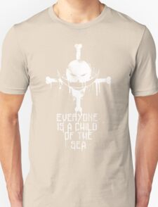 A Child of The Sea - White T-Shirt