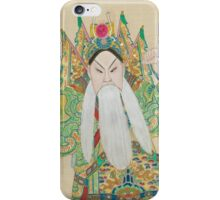 Decorative Asian Art Painting 11 iPhone Case/Skin