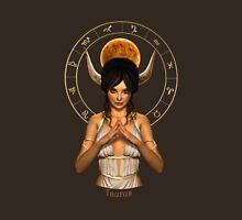 Taurus zodiac fantasy circle Unisex T-Shirt
