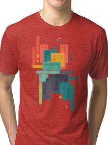 Meet Me At The Bridge Tri-blend T-Shirt
