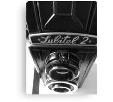Lubitel 2 Canvas Print