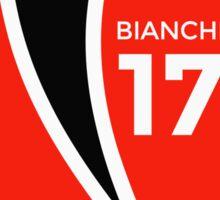 F1 2014 - #17 Bianchi Sticker