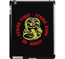 Cobra Kai Karate Kid iPad Case/Skin