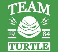 Team Turtle Kids Tee