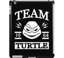Team Turtle iPad Case/Skin