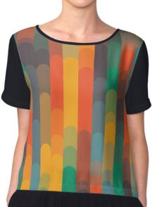 Together As One Chiffon Top