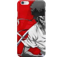 AFRO 7 iPhone Case/Skin