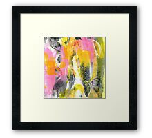 Abstract #10 Framed Print