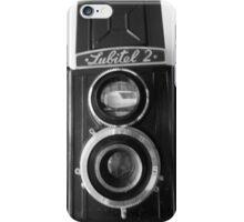 Lubitel 2 Front View iPhone Case/Skin