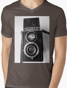 Lubitel 2 Front View Mens V-Neck T-Shirt
