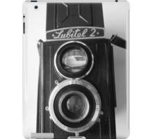 Lubitel 2 Front View iPad Case/Skin