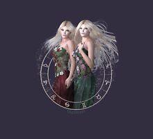 Gemini zodiac fantasy circle Unisex T-Shirt