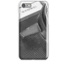 Cosmic Symbol Close Up iPhone Case/Skin