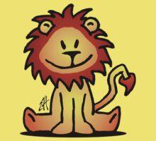 Cute little lion One Piece - Short Sleeve