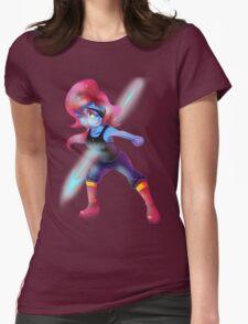 Undyne - Undertale Womens Fitted T-Shirt