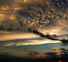 Cloud 20140710-7 by Carolyn  Fletcher