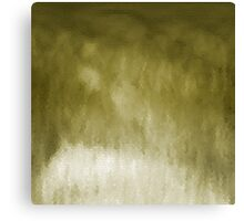 Light Gold Stain Glass Canvas Print