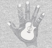 A Handy Guitar by daniwillis