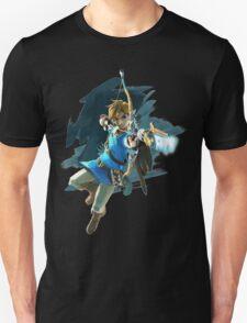 Link - Zelda Wii U / NX Breath of the Wild Unisex T-Shirt
