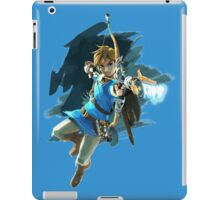 Link - Zelda Wii U / NX Breath of the Wild iPad Case/Skin
