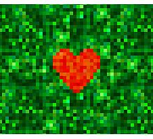 I Love Every Pixel of You Photographic Print