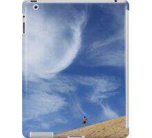 Sky and sand dune - Fraser Island 2011 iPad Case/Skin