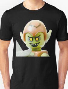 The Lego Goblin minifigure Unisex T-Shirt