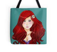 Sea Princess Tote Bag