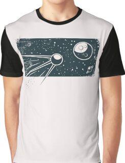 Sputnik Graphic T-Shirt