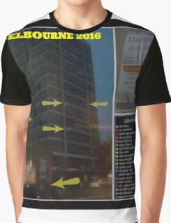 MELBOURNE ORBS Graphic T-Shirt