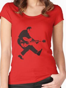 Chuck Women's Fitted Scoop T-Shirt
