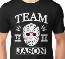 Team Jason Unisex T-Shirt