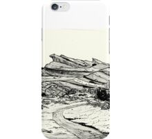Desert Landscape 02 iPhone Case/Skin