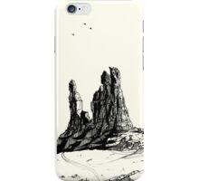 Desert Landscape 03 iPhone Case/Skin