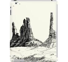 Desert Landscape 03 iPad Case/Skin