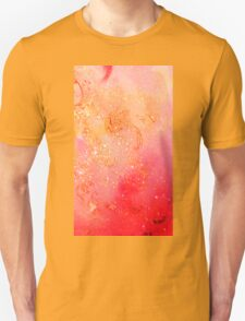 GARDEN OF THE LOST SHADOWS MAGIC GOLD SPARKLES T-Shirt