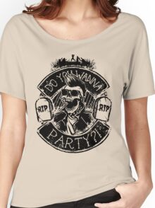 It's Party Time! Women's Relaxed Fit T-Shirt