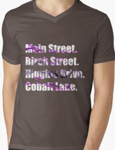 Mantra Mens V-Neck T-Shirt
