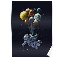 space balloon Poster