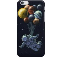 space balloon iPhone Case/Skin