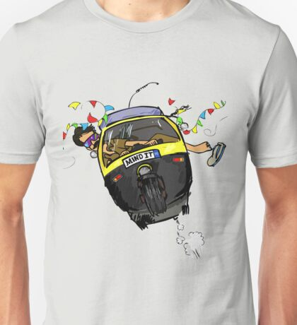India Rickshaw : Mind IT Unisex T-Shirt