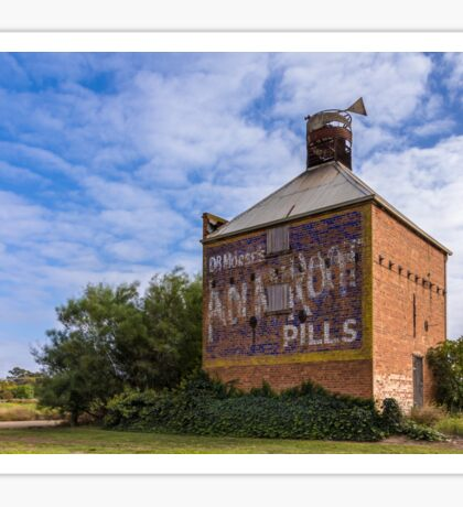 Chicory Kiln, Maddingley, Victoria Sticker