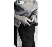 Blackberry, 2011, 100-100cm, Oil On Canvas iPhone Case/Skin