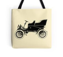 VIntagE Vehicle Tote Bag